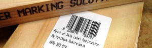 direct thermal print or thermal transfer labels to print barcodes