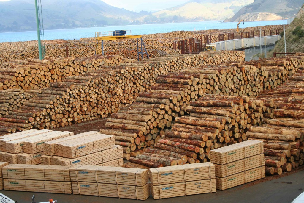 Tracking timber in the supply chain — part