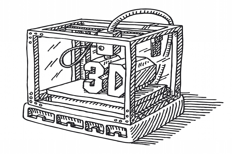 3D printing will impact manufacturers