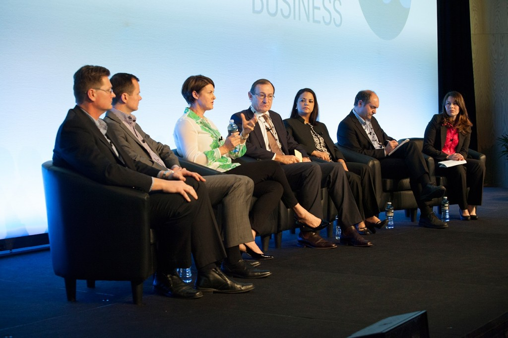 Food & Drink Business Live Forum panel