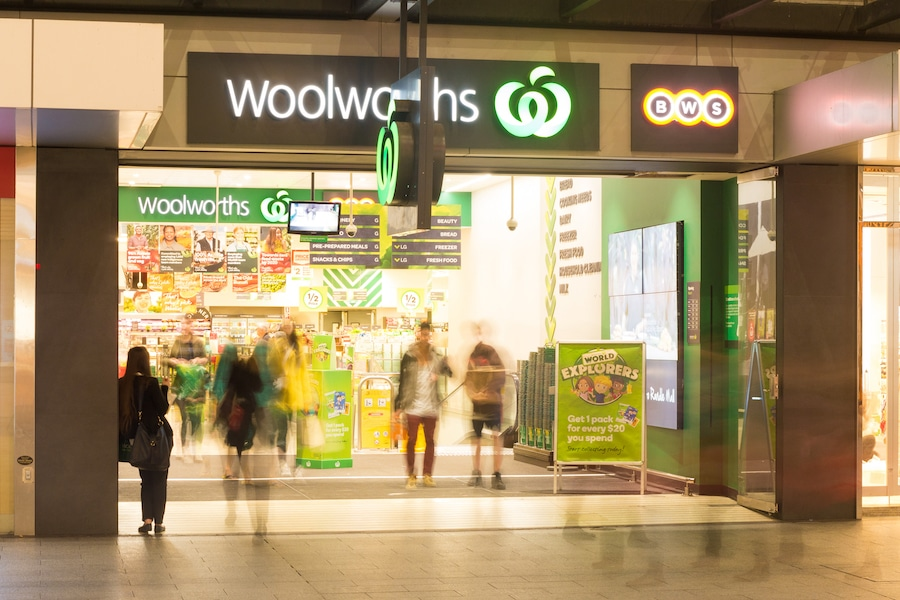 Woolies is trialling GS1 2D data-embedded barcodes