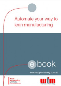 Automate Your Way to Lean Manufacturing