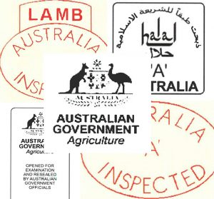 meat export labelling