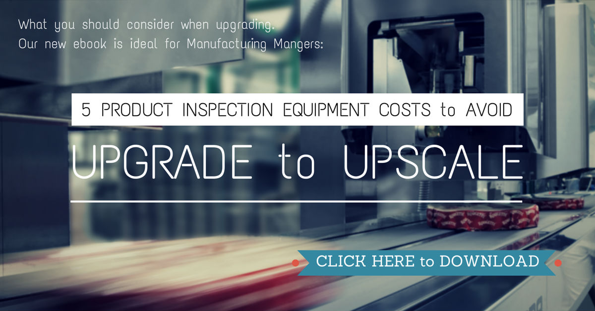 Upgrade to Upscale: 5 Ways Your Product ID & Inspection Equipment is Costing You